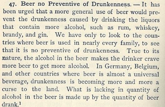 BeerDrunkenness